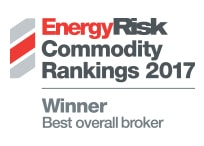 Tullett Prebon Risk Commodities Awards 2017